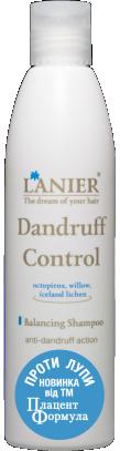 """Шампунь """"Контроль над перхотью""""Placen Formula Lanier Dandruff Control Shampoo"""