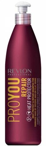 Термозащитный и восстанавливающий шампунь Revlon Professional Pro You Repair Heat Protector Shampoo