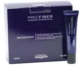 Концентрат для очень сильно поврежденных волос RECONSTRUCT PRO FIBER от L'Oréal Professionnel