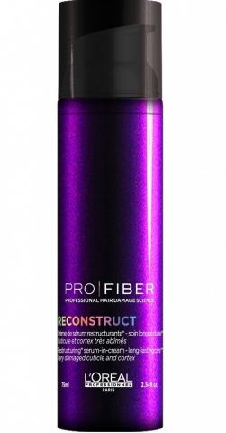 Сыворотка для очень сильно поврежденных волос RECONSTRUCT PRO FIBER от L'Oréal Professionnel