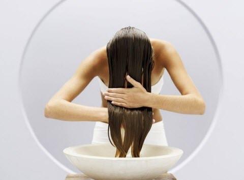 Ополаскивание для шелковистости волос