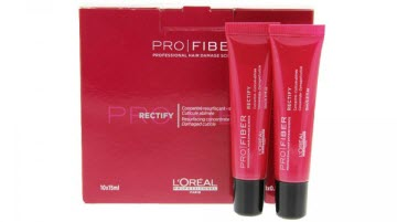 Восстанавливающий концентрат L'Oreal Professionnel Pro Fiber Rectify Resurfacing Concentrate