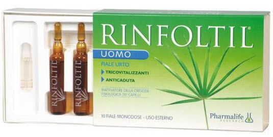 Ринфолтил Усиленная формула от выпадения волос