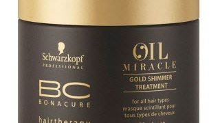 ВС Bonacure Oil Miracle Gold Shimmer Treatment Schwarzkopf Professional