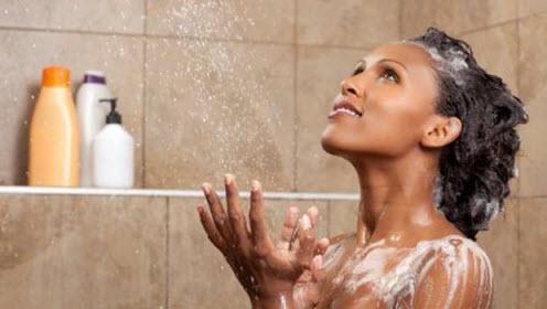 Как реже мыть волосы