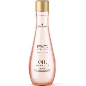 Масло с экстрактом дикой розы ВС Bonacure Oil Miracle