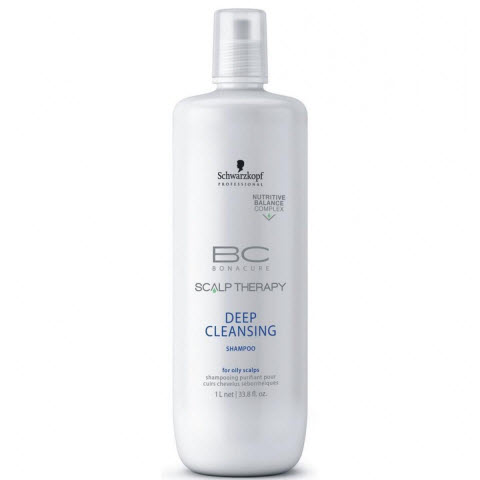 Schwarzkopf ВС Bonacure Scalp Therapy Deep Cleansing Shampoo
