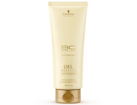 Шампунь для тонких волос ВС Bonacure Oil Miracle