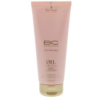 Шампунь с экстрактом дикой розы Bonacure Oil Miracle Rose Oil Hair & Scalp Shampoo