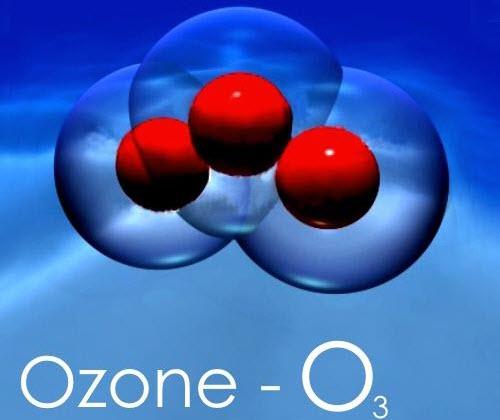 Озон для волос