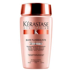 Шампунь-ванна для разглаживания непослушных волос (без сульфатов) Kerastase Discipline Bain Fluidealiste Smooth-in-Motion Shampoo Sans Sulfates