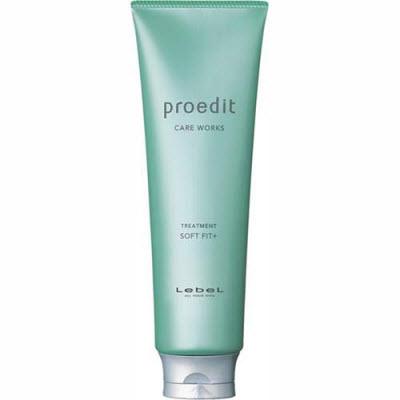 Lebel Proedit Home Charge Hair Treatment Soft Fit Plus - маска для восстановления внутренней структуры сухих и жестких волос