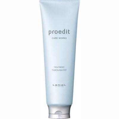 Lebel Proedit Hair Treatment Through Fit - питательная маска для жестких и непослушных волос