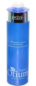 Деликатный шампунь для увлажнения волос Estel Professional Otium Aqua Moisturizing Shampoo For Hair