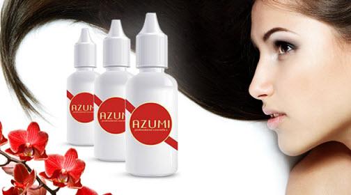Средство для волос Азуми