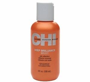 Натуральный жидкий шелк для волос CHI Deep Brilliance Reflect