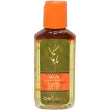 Восстанавливающее шелковое масло CHI Organics Olive Nutrient Therapy Silk Oil