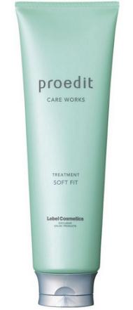 Lebel Proedit Hair Treatment Soft Fit - увлажняющая маска для сухих и жестких волос