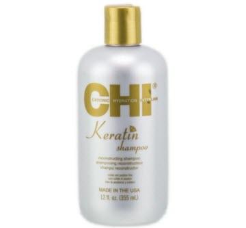Восстанавливающий шампунь Keratin Reconstructing Shampoo от CHI