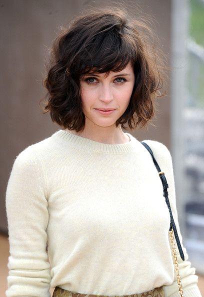 Короткие стрижки, подходящие для волнистых волос