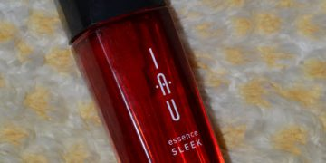 Lebel IAU Sleek Essence