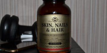Витамины Solgar для волос