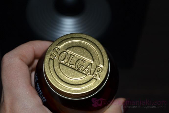 Как применять Solgar для волос