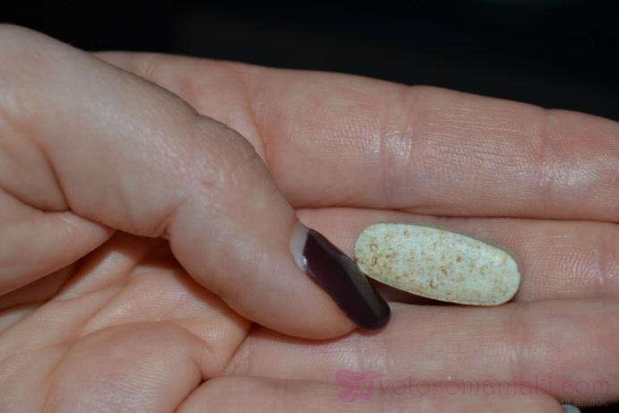 Отзыв о препаратеSolgarSkin NailsHair