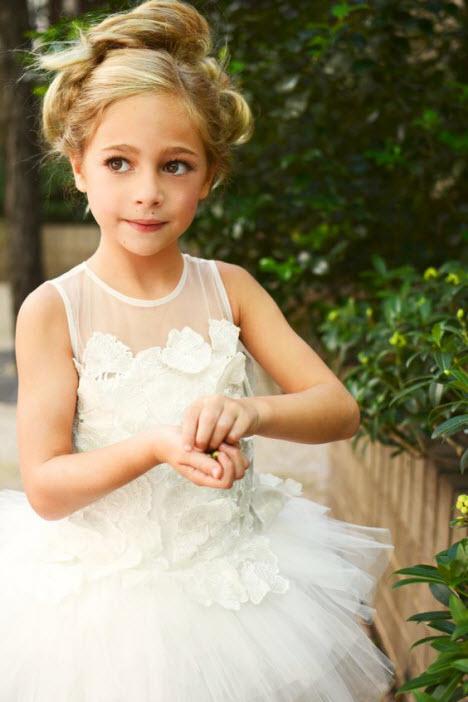 Фото причесок для девочек