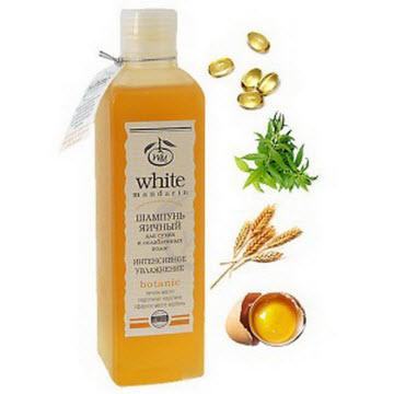 Яичный шампунь от White Mandarin