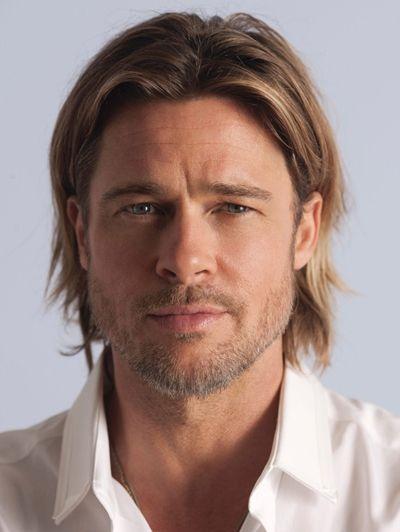 Мужская стрижка на длинные волосы