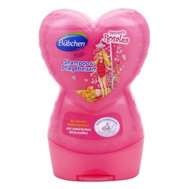"""Шампунь-бальзам для волос """"Принцесса Розалея"""" Bubchen Shampoo and Conditioner"""