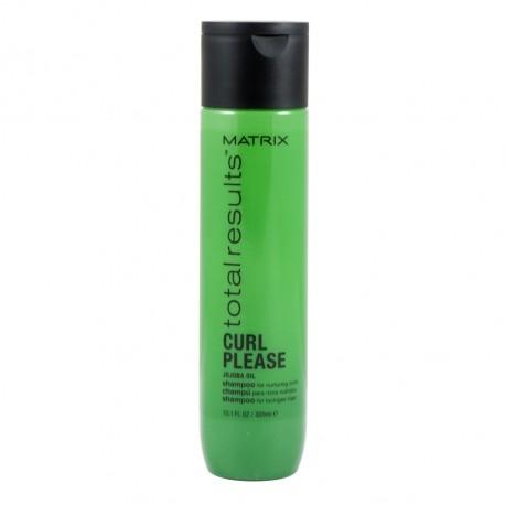 Шампунь для вьющихся волос Matrix Total Results Curl Shampoo