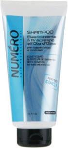 Шампунь для вьющихся волос с оливковым маслом Brelil Numero Elasticizing Shampoo