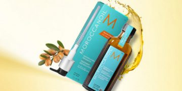 Восстанавливающее масло для волос Moroccanоil Oil Treatment For All Hair Types