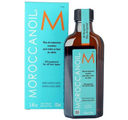 Восстанавливающее масло для волос Moroccanоil Oil Treatment For All Hair Types