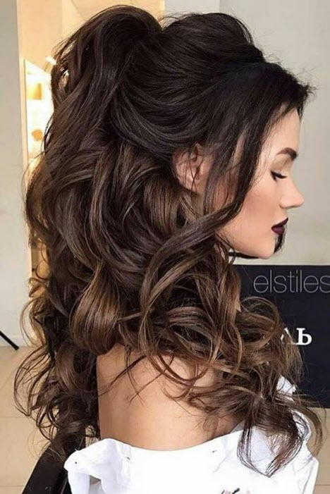 Длинные волосы фото