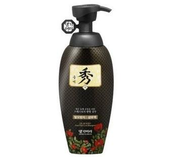 Шампунь против выпадения волос на основе масла камелии Daeng Gi Meo Ri Dlae Soo Anti-Hair Loss Shampoo