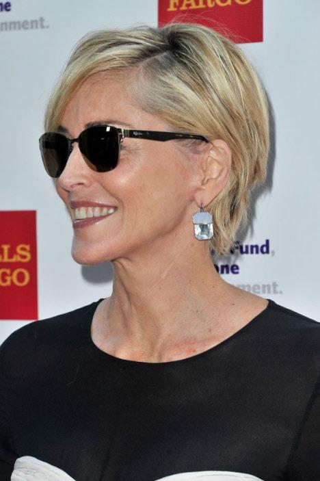 Короткие стрижки для женщин после 50 лет