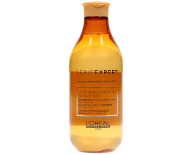 Шампунь для сухих и ломких волос L'Oreal Professionnel Nutrifier Shampoo
