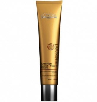 Несмываемый бальзам для защиты кончиков волос от сухости L'Oreal Professionnel Nutrifier DD Balm
