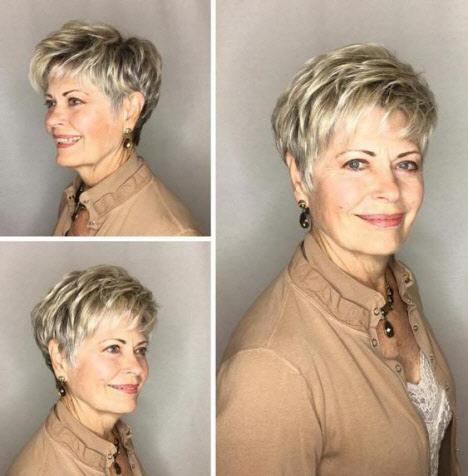 Стрижки и окрашивание для женщин после 50