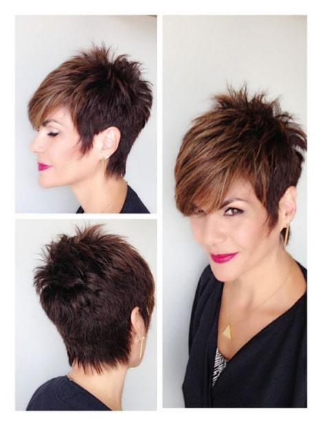 Фото стрижек на короткие волосы