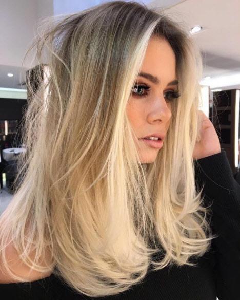 Стрижки на средние волосы 2019 | фото, модные прически картинки