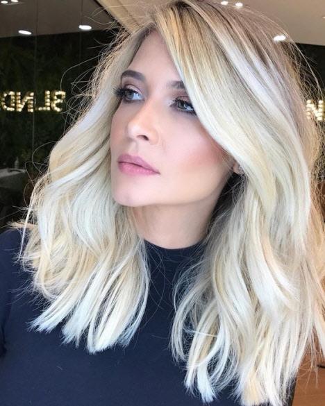Модные стрижки на средние волосы: фото 2019