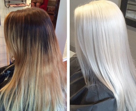 Olaplex: фото до и после