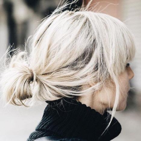 Стрижки с челкой на средние и длинные волосы