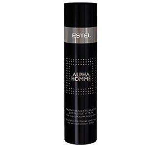 Estel Professional Alpha Homme - тонизирующий шампунь для волос с охлаждающим эффектом