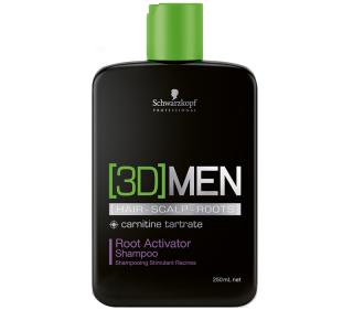 Schwarzkopf Professional 3D Mension Activating Shampoo - шампунь активирующий рост волос