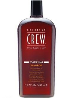 American Crew Fortifying Shampoo - укрепляющий шампунь для тонких волос